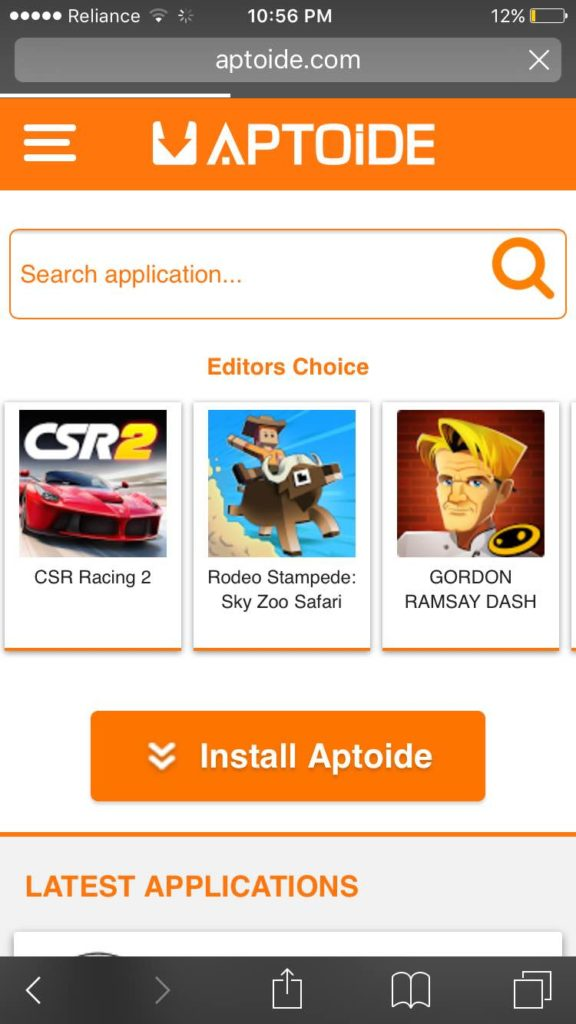 Aptoide - Free downloads and reviews - CNET Downloadcom