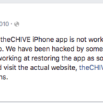 The Chive App Not Working | Why Won't Chive App Work?