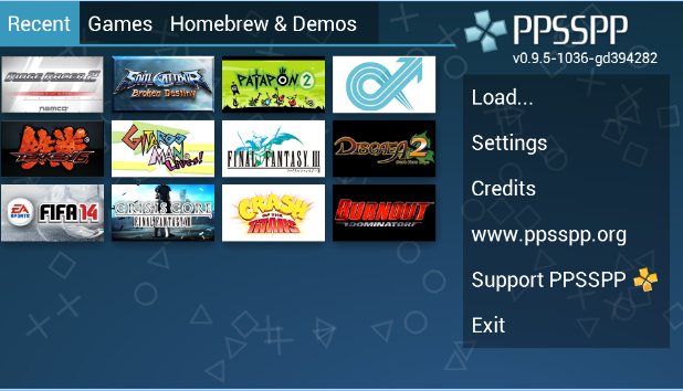 download ppsspp emulator for android