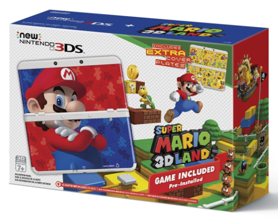 Nintendo 3DS XL Black Friday 2016 Deal