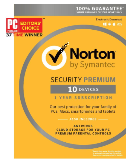 Norton Antivirus Black Friday Discounts 2016