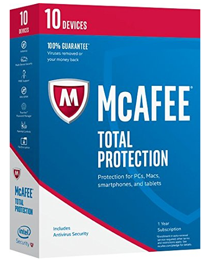 Mcafee Black Friday 2016 Deal