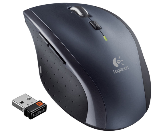 Logitech Wireless Mouse M705 Black Friday Deal