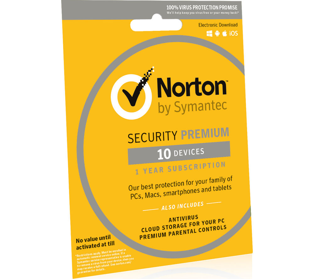 norton antivirus black friday 2016