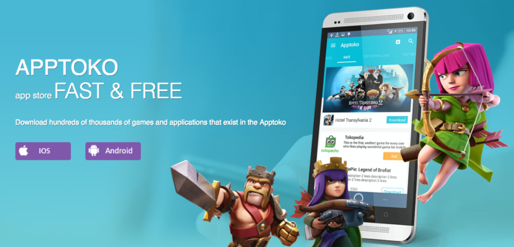 download apptoko apk for android