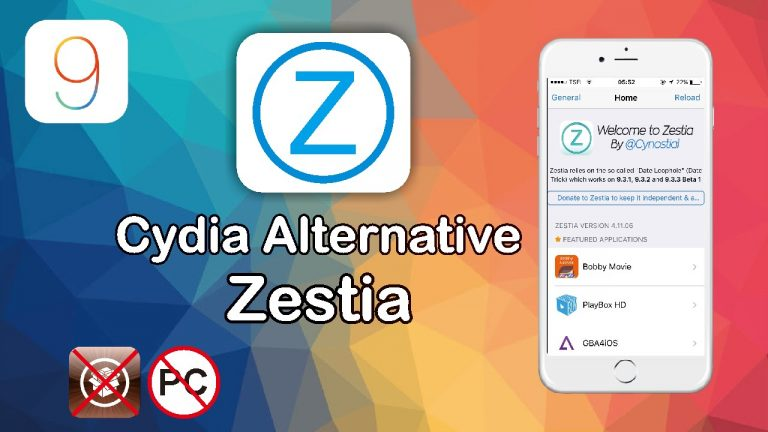 Download Zestia iOS app