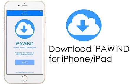 download iPAWind For iOS No Jailbreak